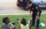Officer Eric Casebolt and arrested black teens.